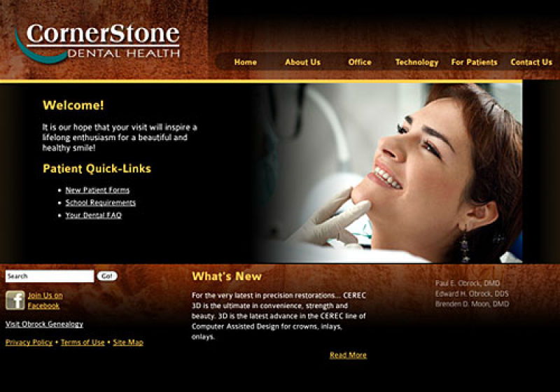 Cornerstone Dental Health