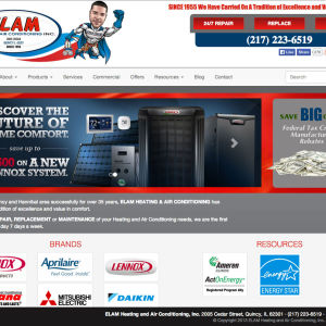 ELAM Heating & Air Conditioning Inc.